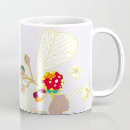 Aloha Volcano Raspberry Coffee Mug