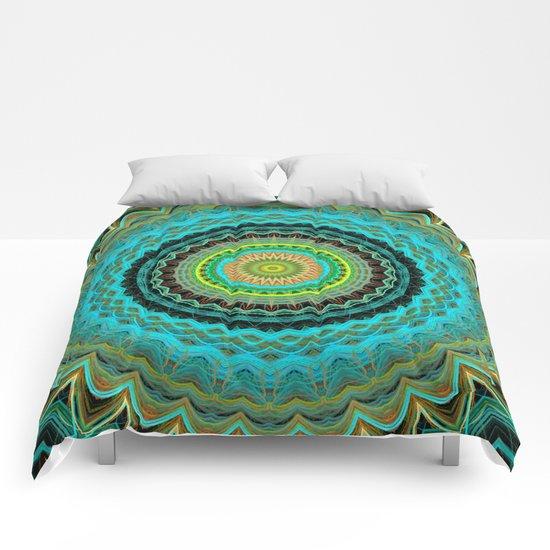 Bliss Mandala Comforters