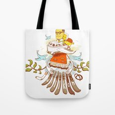 Making the Plans Tote Bag