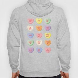 Candy Hearts Hoody