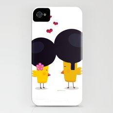 Afro Love Slim Case iPhone (4, 4s)