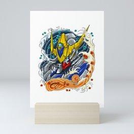 barbatos gundam Mini Art Print