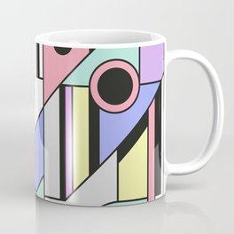 De Stijl Abstract Geometric Artwork 2 Coffee Mug