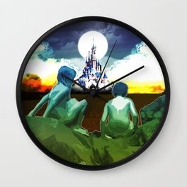 Adventure Finding Keepers Wall Clock