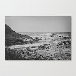Sakoneta Beach (5) Canvas Print
