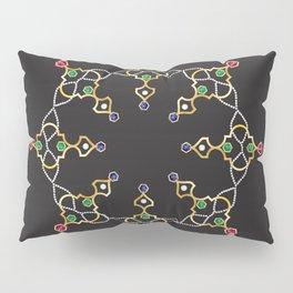 2019 Jeweled Geometry Pillow Sham