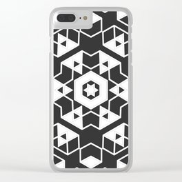 Diamond Garden V5 Clear iPhone Case