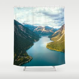 Plansee Austria Shower Curtain