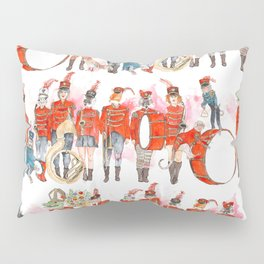 Marching Band Pillow Sham