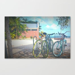 Keys West Cruisers Canvas Print