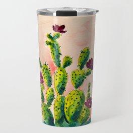 The Cactus Patch Travel Mug