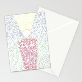 Panacea No. 12 (Access a Higher Light) Stationery Cards