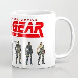 Pixel Snakes Coffee Mug