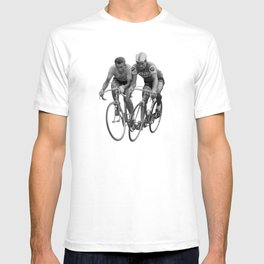 1964 - Anquetil & Poulidor - Le Tour de France T-shirt