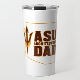 ASU Dad Travel Mug
