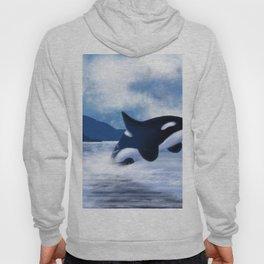 Whale Dancing Hoody