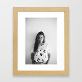 Larissa 1 Framed Art Print