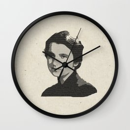 Rosalind Franklin Wall Clock