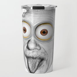 mixed einstein Travel Mug