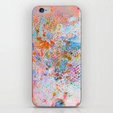 practice makes iPhone & iPod Skin