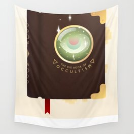 Occultism Wall Tapestry