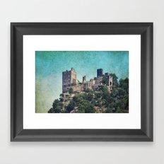 Castle Liebenstein Framed Art Print