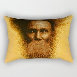 Tree Man Rectangular Pillow