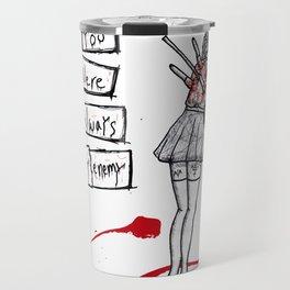 Backstabber Travel Mug