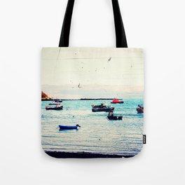 Float On - Original Photographic Work Tote Bag