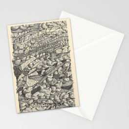 Rolling with the Wind Stationery Cards