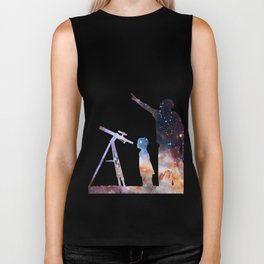 The Astronomers Biker Tank