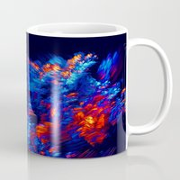 drive Mugs featuring Drive by Art-Motiva