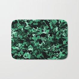 Green  Craze.... Bath Mat