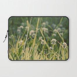 Dusk in the Field Laptop Sleeve