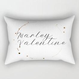 Marley Valentine Rectangular Pillow