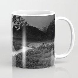 Ansel Adams - The Tetons and Snake River Coffee Mug