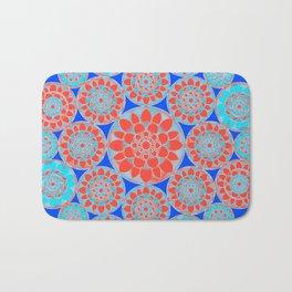 Flower Factory Bath Mat