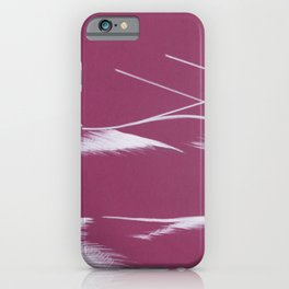 Afternoon iPhone Case