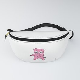 Trends Exercise Movement Flossing Gift Floss Dance Move Pig Fanny Pack