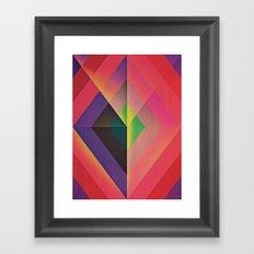 HYBYT Framed Art Print