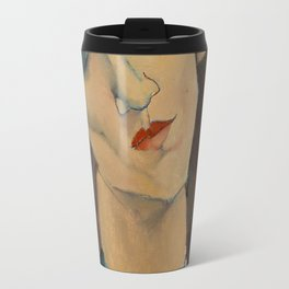 Madame Kisling by Amedeo Modigliani Travel Mug