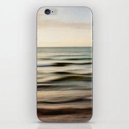 sea square I iPhone Skin