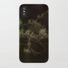Tree Fuzz iPhone X Slim Case
