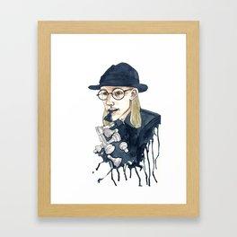 Chessman Framed Art Print