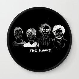 The Kooks (Inverted) Wall Clock