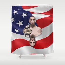 Tony Ferguson Shower Curtain