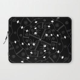 Swirling Laptop Sleeve