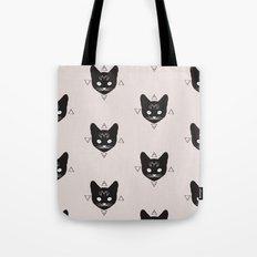 Cats!Black Tote Bag