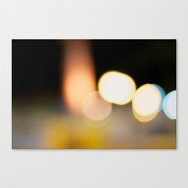 blur II Canvas Print