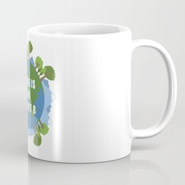 There Is No Planet B Save Earth Day Nature Gift Coffee Mug